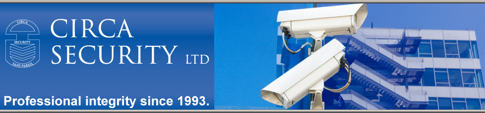 Circa Security Ltd. Professional integrity since 1993